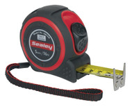 Sealey SMT5H Heavy-Duty Measuring Tape 5mtr(16ft)