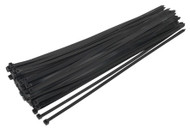 Sealey CT65012P50 Cable Tie 650 x 12mm Black Pack of 50