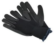 Sealey SSP62LD Nitrile Foam Palm Glove - Large Pack of 12 Pairs