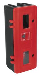 Sealey SFEC01 Fire Extinguisher Cabinet - Single