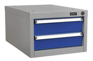 Sealey API15 Double Drawer Unit for API Series Workbenches