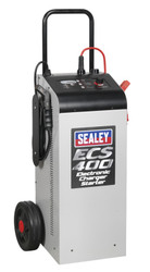 Sealey ECS400 Electronic Charger Starter 75/400A 12/24V