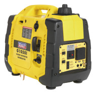 Sealey G1050I Inverter Generator 1050W 230V 4-Stroke Engine