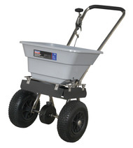 Sealey SSB37W Stainless Steel Broadcast Salt Spreader 37kg Walk Behind