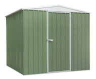 Sealey GSS2323G Galvanized Steel Shed Green 2.3 x 2.3 x 1.9mtr