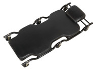 Sealey SCR84 Steel Creeper with 6 Wheels & Headrest Deluxe