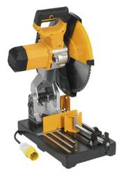 Sealey SM355B110V Cut-Off Machine åø355mm 110V with Blade