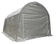 Sealey CPS03 Dome Roof Car Port Shelter 4 x 6 x 3.1mtr