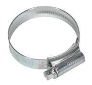 Sealey HCJ2A HI-GRIPå¬ Hose Clip Zinc Plated åø35-50mm Pack of 20