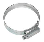 Sealey HCJ2X HI-GRIPå¬ Hose Clip Zinc Plated åø45-60mm Pack of 20