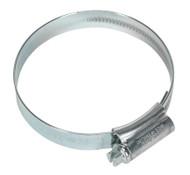Sealey HCJ3 HI-GRIPå¬ Hose Clip Zinc Plated åø55-70mm Pack of 10