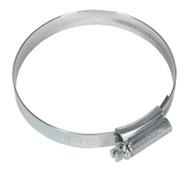Sealey HCJ3X HI-GRIPå¬ Hose Clip Zinc Plated åø60-80mm Pack of 10
