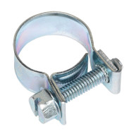 Sealey MHC1416 Mini Hose Clip åø14-16mm Pack of 20