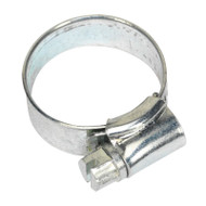Sealey SHC0 Hose Clip Zinc Plated åø16-22mm Pack of 30