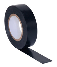 Sealey ITBLK10 PVC Insulating Tape 19mm x 20mtr Black Pack of 10