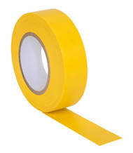 Sealey ITYEL10 PVC Insulating Tape 19mm x 20mtr Yellow Pack of 10