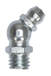 "Sealey GNI10 Grease Nipple 45åÁ 1/4""UNF Pack of 25"
