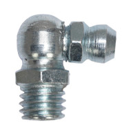 """Sealey GNI14 Grease Nipple 90åÁ 1/4""""UNF Pack of 25"""
