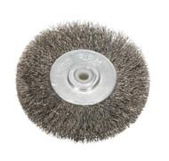 Sealey BG1010WW50 Wire Wheel åø50 x 13mm 6mm Bore