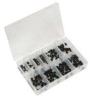 Sealey AB045GS Grub Screw Assortment 250pc M4-M10 DIN 916 Metric