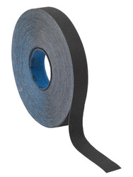 Sealey ER2525150 Emery Roll Blue Twill 25mm x 25mtr 150Grit