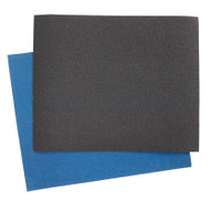 Sealey ES232840 Emery Sheet Blue Twill 230 x 280mm 40Grit Pack of 25
