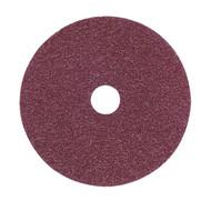 Sealey FBD10024 Sanding Disc Fibre Backed åø100mm 24Grit Pack of 25