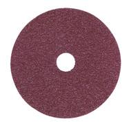 Sealey FBD11550 Sanding Disc Fibre Backed åø115mm 50Grit Pack of 25