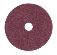 Sealey FBD11524 Sanding Disc Fibre Backed åø115mm 24Grit Pack of 25