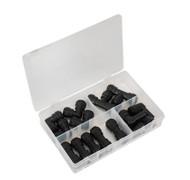 Sealey AB071JG Speedfitå¬ Coupling Assortment 15pc 12mm Metric