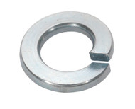 Sealey SWM6 Spring Washer M6 Zinc DIN 127B Pack of 100