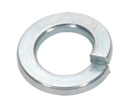 Sealey SWM8 Spring Washer M8 Zinc DIN 127B Pack of 100