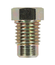 Sealey BN10125LM Brake Pipe Nut M10 x 1.25mm Long Male Pack of 25