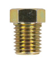Sealey BN10125SM Brake Pipe Nut M10 x 1.25mm Short Male Pack of 25