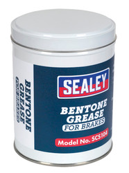 Sealey SCS104 Bentone Grease for Brakes 500g Tin