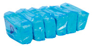 Sealey SCP160RF Multipurpose Paper Wipe Refills - Creped Turquoise 69gsm Sheets 80 Pack of 6