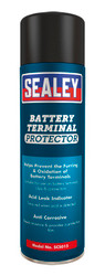 Sealey SCS015 Battery Terminal Protector 500ml Pack of 6