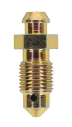 Sealey BS10130 Brake Bleed Screw M10 x 30mm 1mm Pitch Pack of 10
