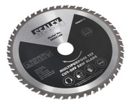 Sealey SMS216B Multipurpose Cut-Off Saw Blade åø216 x 2.4mm/åø30mm 48tpu