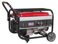 Sealey G3101 Generator 3100W 230V 7hp