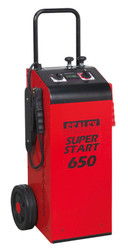 Sealey SUPERSTART650 Starter/Charger 650Amp 12/24V