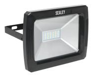 Sealey LED081 Floodlight with Wall Bracket 20W SMD LED 230V