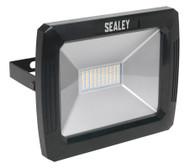 Sealey LED083 Floodlight with Wall Bracket 70W SMD LED 230V