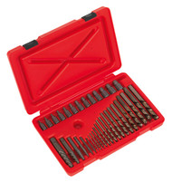 Sealey AK8186 Master Extractor Set 35pc