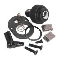"""Sealey AK667238.RK Repair Kit for AK6672.02 & AK667238M 3/8""""Sq Drive"""