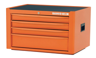 Bahco BAH1480K4 - 1480K4 Top Chest 4 Drawer Orange