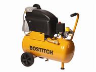 Bostitch BOSC24U - C24-U Portable Compressor 24 Litre 240 Volt