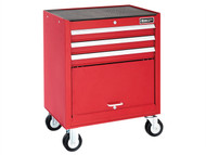 Britool Expert BRIE010137B - Roller Cabinet 3 Drawer - Red