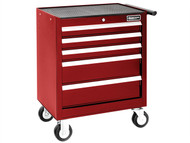 Britool Expert BRIE010138B - Roller Cabinet 5 Drawer - Red