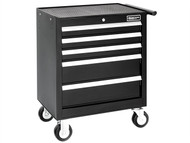 Britool Expert BRIE010139B - Roller Cabinet 5 Drawer - Black